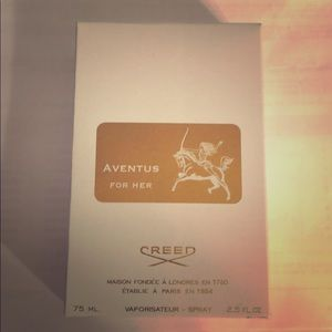 Creed Aventus For her 2.5 oz